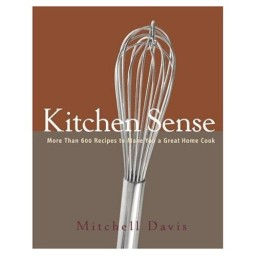 i8tonite: Braised Leeks in Cream and Tarragon (Kitchen Sense, Mitchell Davis)