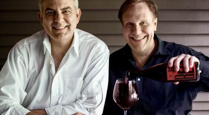 i8tonite: with America's First Culinary Couple, Bruce Weinstein and Mark Scarbrough
