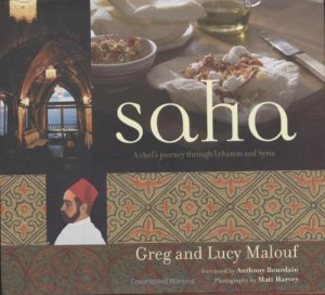 Saha Saraban: A Chef's Journey Through Persia cookbook - an interview with Chef and Author Greg Malouf