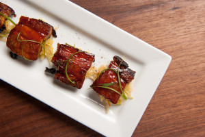 Crispy Szechuan Pork Belly, 5Church, Charleston