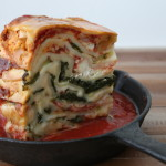 Lasagna: Courtesy of Awe Collective