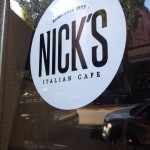 Nick's: Courtesy of Nick's Italian Eatery