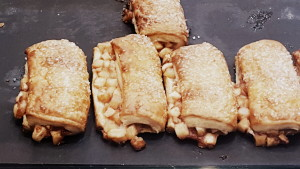 Sarkozy Bakery's apple pies. From i8tonite: A Cheat Sheet to Eating in Kalamazoo
