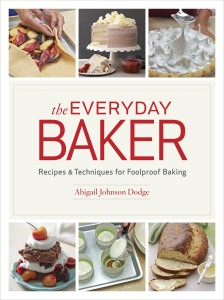 The Everyday Baker. Lemon Ginger Mousse Souffle. Recipe by and interview with cookbook author and pastry chef Abby Dodge