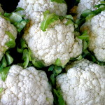 Cauliflower by Liz West.