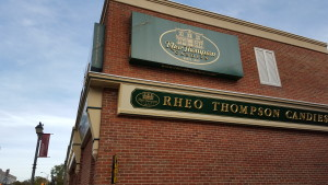 Rheo Thompson Chocolates. i8tonite: A Cheat Sheet to Eating in Stratford, Ontario