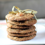 Ginger Apricot Cookies