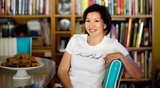 I8tonite with Food Person: San Francisco's FoodGal, Carolyn Jung