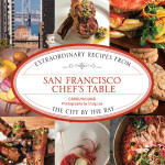 Book Cover: San Francisco Chef's Table