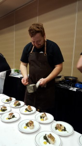 Chef Mark McCrowe, Food Day Canada 2015