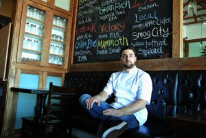 i8tonite: with Chef Tyler Gugliotta, Baran's 2239 in Hermosa Beach & Jerk Pork