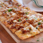 Flatbread at Jacques. From I8tonite: A Cheat Sheet to Eating in NYC's Little Italy