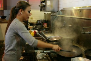 i8tonite: with San Francisco Chef Kathy Fang, Fang Restaurant and Pesto Udon Noodles
