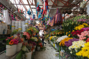 Mercado Ignacio Ramirez: The central market of San Miguel de Allende. From i8tonite: a Cheat Sheet to Eating in San Miguel de Allende