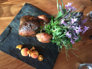 i8tonite with Napa's Chef Sean O'Toole of TORC & Recipe for Sumac and Za'atar Roasted Chicken