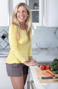 i8tonite with Professional Plant-based Culinary Instructor and STLVegGirl, Caryn Dugan & New Summertime Burger Recipe