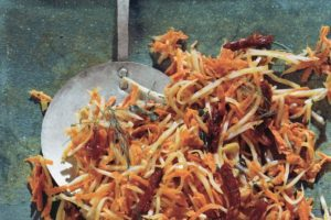 i8tonite with LA's Revolutionario Chef Farid Zadi & Fennel and Carrot Slaw Recipe