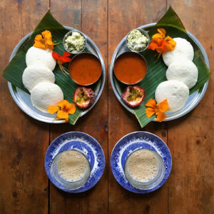 i8tonite with SymmetryBreakfast's Michael Zee and Idli Recipe