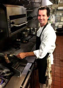 i8tonite with Restaurant Serenade Chef James Laird & Veal Ragout Recipe