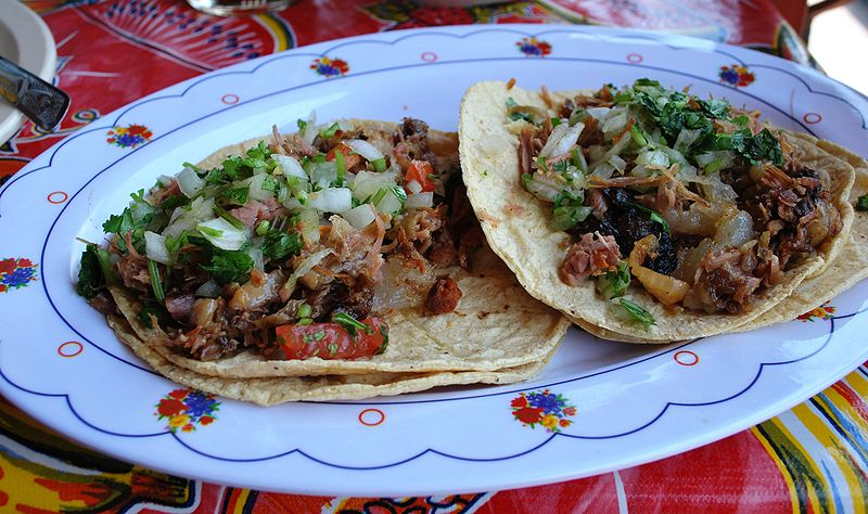 i8tonite with LA's 21st Century Burger King, Adam Fleischman & Recipe for Shredded Beef Tacos with Chipotle Sauce