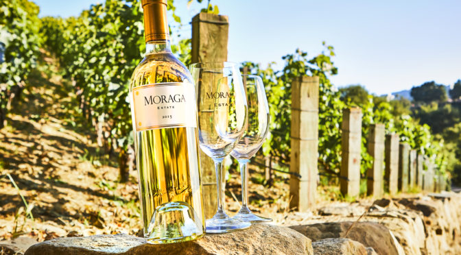 i8tonite: How to Put a Million Dollar Hollywood Landscape in a Bottle with Moraga Vineyards Winemaker Scott Rich & Recipe for Tuna Wasabi Canapes
