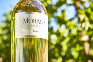 i8tonite: How to Put a Million Dollar Hollywood Landscape in a Bottle with Moraga Wines Winemaker Scott Rich & Recipe for Tuna Wasabi Canapes