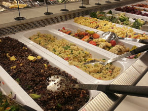 Steam Tabled for Your Supper with Weigh to Go Food Bars: Southern California's Best