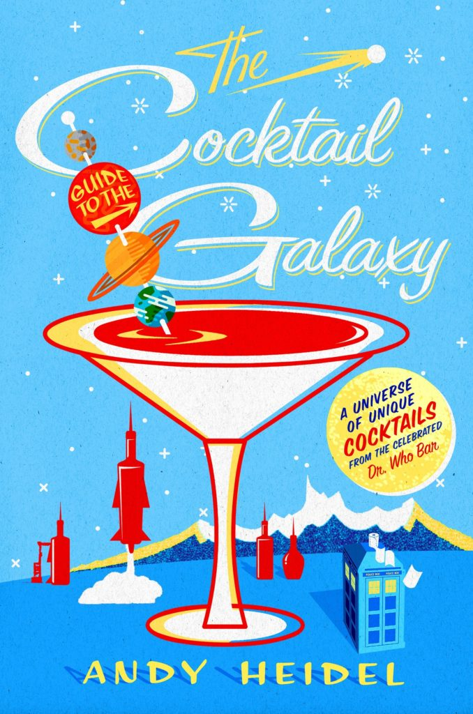 i8tonite with The Cocktail Guide to the Galaxy Author Andy Heidel & Star Killer Chicken Recipe