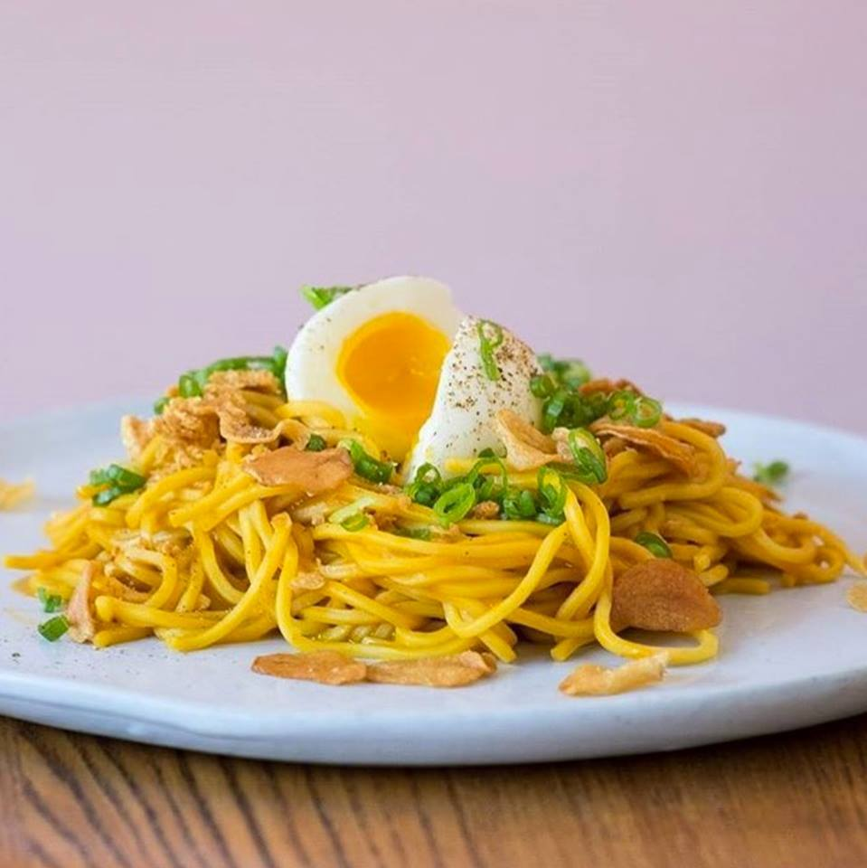 Pancit. 2017 Best Restaurant Dishes in Southern California