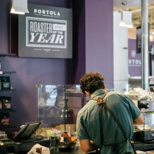 Portola. Top 5 So Cal Coffee Shops: A Coffee Klatching, Caffeinated Road Trip
